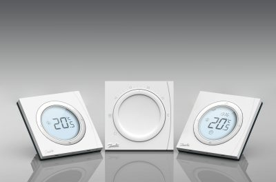Danfoss launches energy saving room thermostats for underfloor heating