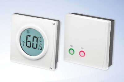 Danfoss launches easy to install wireless cylinder thermostat