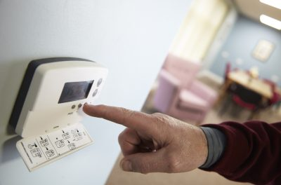 Tenants take control of heating costs and comfort with Danfoss room thermostats