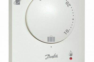 Danfoss modulating room thermostats join PCDB