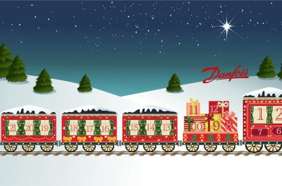 Win festive goodies with the Danfoss advent calendar competition
