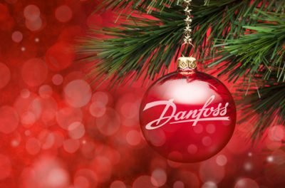 Click on to Christmas with the Danfoss Advent Calendar competition