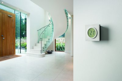 Control comfort and compliance with new Danfoss OpenTherm room thermostat