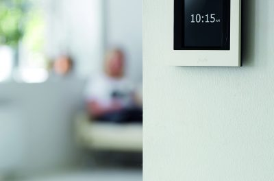 Danfoss links council tenant to smart heating control