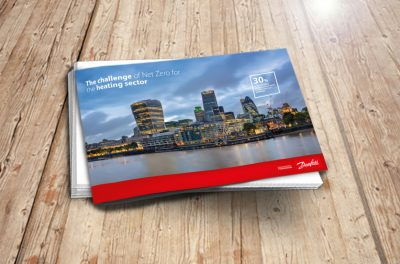 Danfoss launches white paper on the challenge of Net Zero